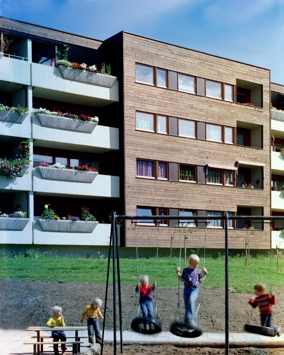 Furuset. Ark. Klippgen, Holm & Halvorsen, aug. -78. (Foto/Photo)