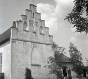 Gaveln på Gärdslösa kyrka på Öland.