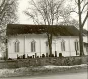Oskar kyrka: Kyrkan från söder