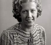 Porträtt av en kvinna från Grönskåra.