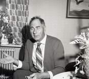 Fyrmästare Samuelsson, Ölands norra udde 11/9 1960.