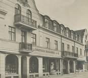 Ljungdahls bokhandel i Nybro.