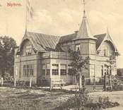 Villa Ida i Nybro.