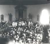 Misterhults kyrka Biskopsvisitation.
