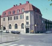 Posten i Västervik i början på 1970-talet.
