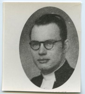 Präst från Långlöts kyrka.