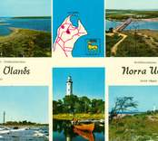 Vykort med olika motiv från Ölands norra udde.