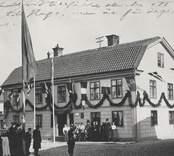 Invigning av Oskarshamns hamn.
