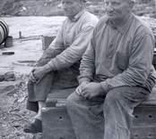Bröderna Seth o. Karl Franzén, marknadsfarare.