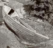 """""""Helena"""" av Väderskär, en marknadsbåt."""