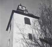 Loftahammar kyrkas torn.