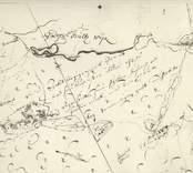 Karta över Döderhultsvik.