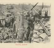 Ett av stenbrotten i Vånevik.