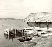 Båtse med lillöka tillhörande Isak Andersson.