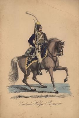 Kungliga Svenska arméens uniformer  [Uniformsbild]