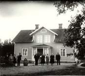 Bostadshus i Nästeshult 1930.