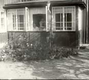 Diversehandeln i Kulla 1920.
