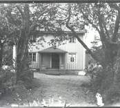 Fotografen Karl Ludvig Berners hem Hvilan i Falsterbo, Hjorteds socken.