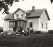 Gustav Nilssons hem i Vånga.