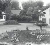 Gårdplanen till Falsterbo gård.