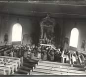Hjorteds läsflickor 1937.