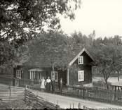 Motiv från Falsterbo i Rosenvik.