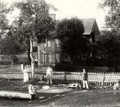 O Holmbergs hem i Gissebo.