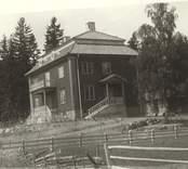 Sparbanken i Blackstad, byggd 1929. Verksamheten upphörde efter 70 år, 1999