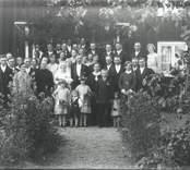 Torsten Johanssons bröllopsgrupp