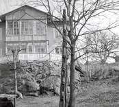 Ett bostadshus i Västervik.