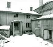 Interiör av Westmarkska gården sett mot Rådhusgatan.