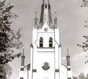 Oskarshamns kyrka.