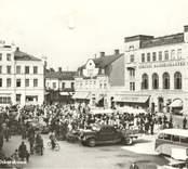 Torgdag i Oskarshamn