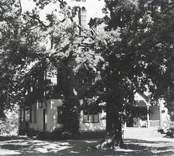 Villan Saltsjöbad i Oskarshamn.
