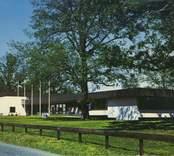 Vykort med Gamleby folkhögskola.