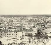 Översiktsbild av Oskarshamn.