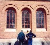 Gladhammars kyrka.
