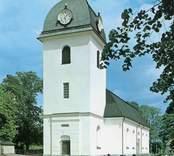 Kristdala kyrka.