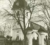 Kristdala kyrka 1935.