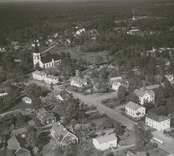 Flygfoto över Fagerhult.