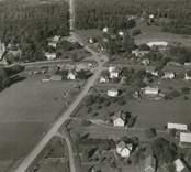 Flygfoto över Grönskåra.