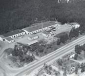 Flygbild över Figeholms bruk i Fårbo.