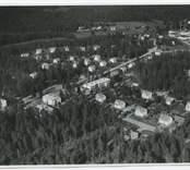 Flygbild över Totebo.