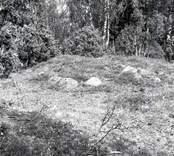 Lundsbacken, ett gravfält från yngre järnålder.