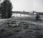 Lörstads gravfält.  Foto Manne Hofrén
