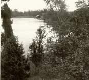 Småland Döderhult socken Fittjehammar  Foto: B-M Hammarskiöld 1974-10-13