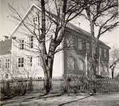 Skola i Fagerhult. 1860-talet.