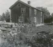 Småland Kristdala socken   Regnellsgården Gamla byggningen