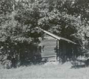 En drängstuga på Regneliusgården i Bankhult.