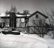 Bostadshus vid Hoffmanska gården i Oskarshamn.